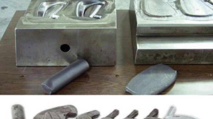 Hierro forjado vs hierro fundido