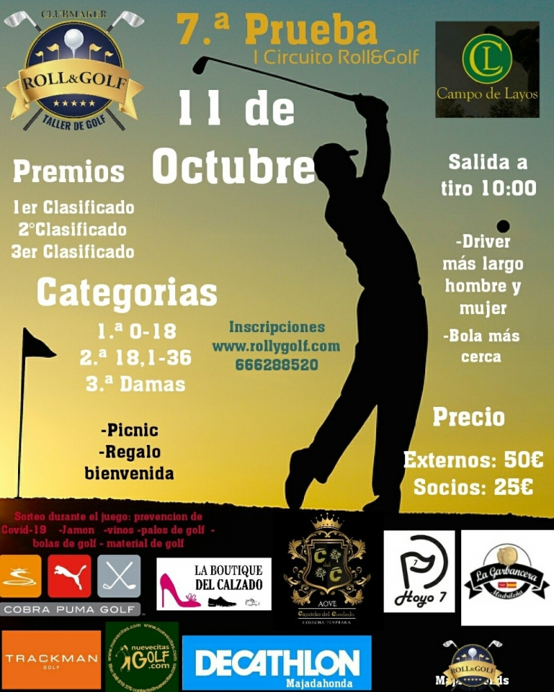 Torneo de Golf Layos