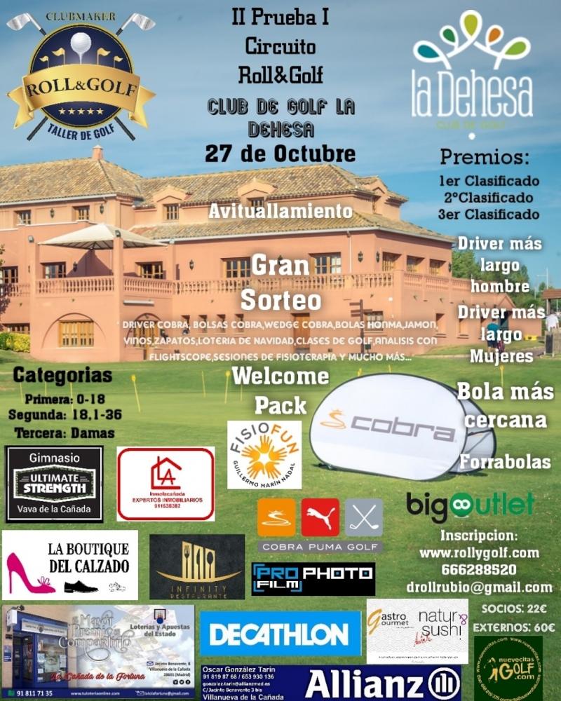 II Torneo Circuito Roll&Golf