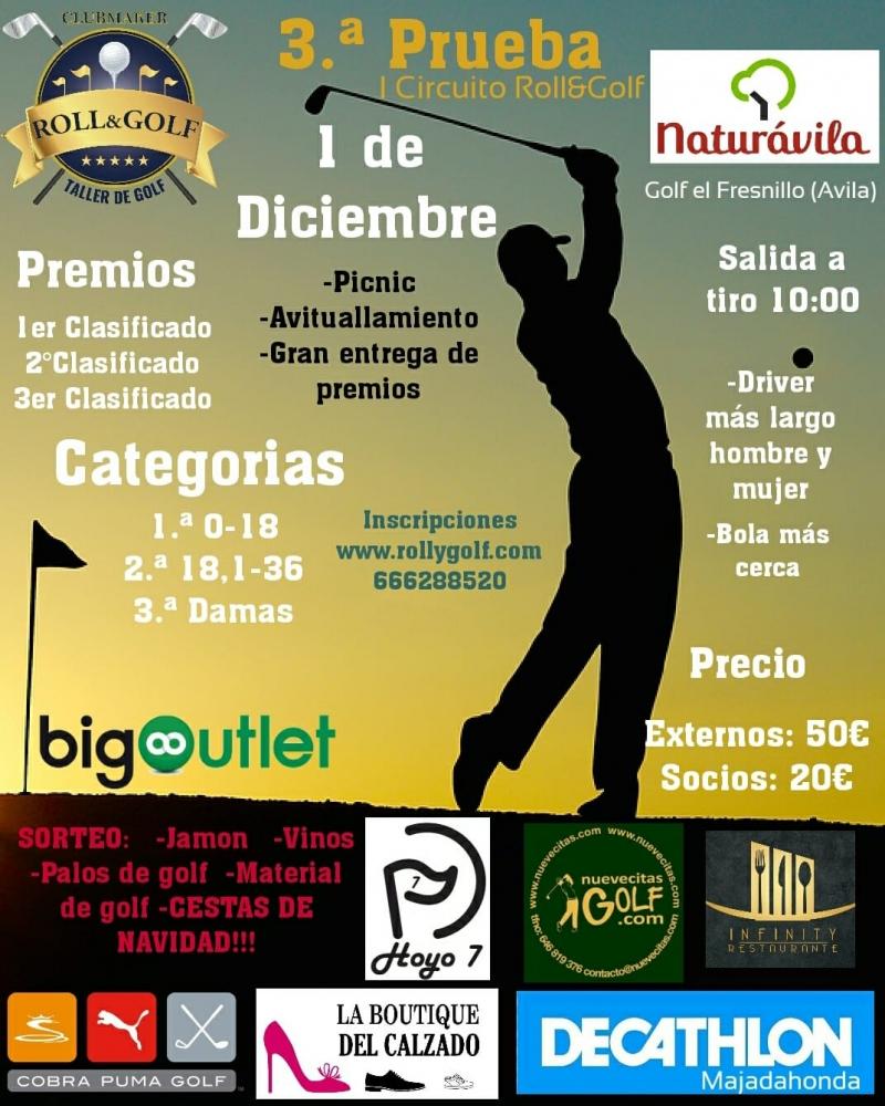 Torneo de Golf Naturavila