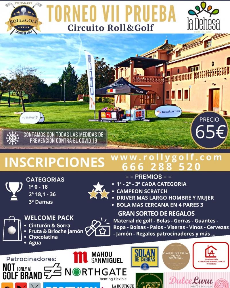 Torneo Roll y Golf La Dehesa