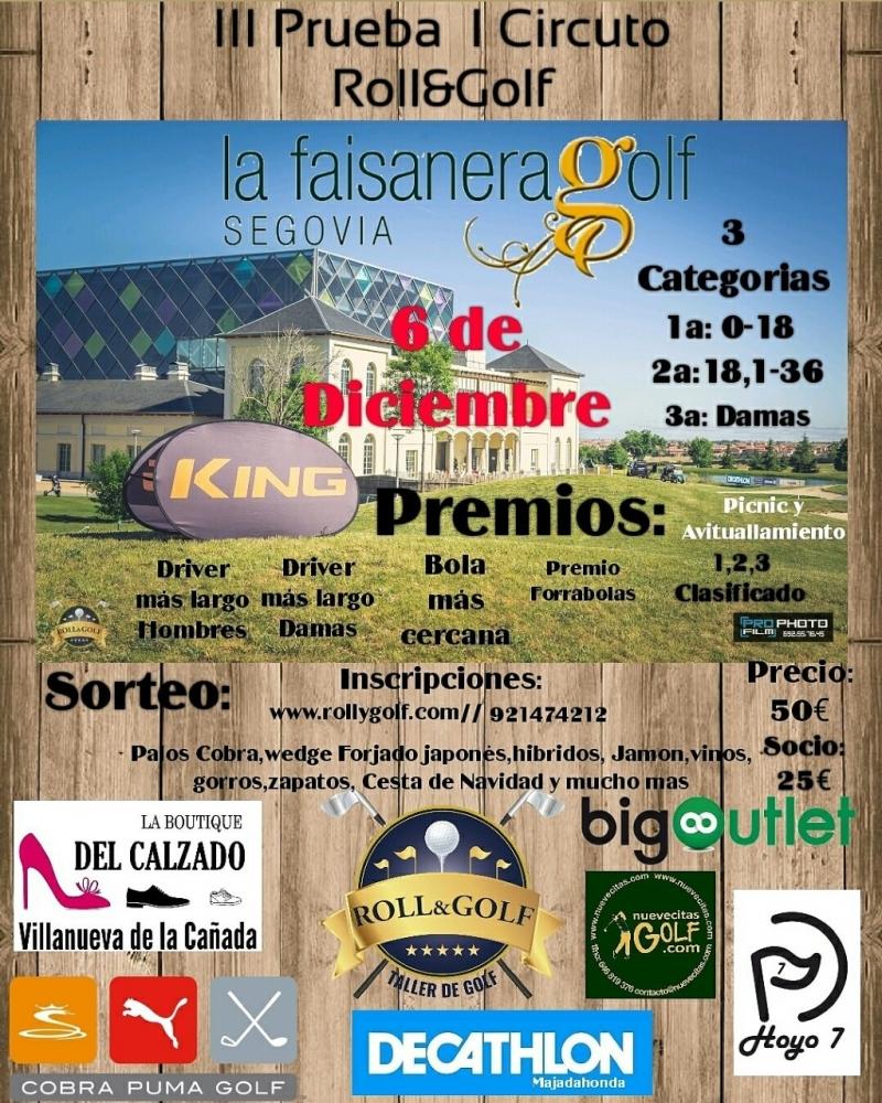 Torneo de Golf La Faisanera